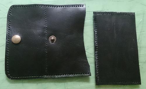 aekana アエカナ 小銭入れ付きキーケース付きパスケース